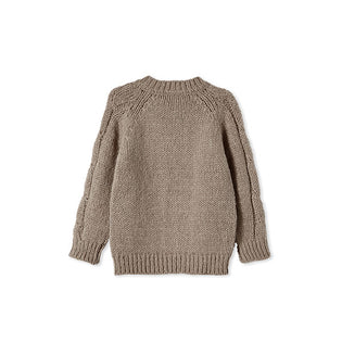 Milky Clothing Cable Knit Jumper