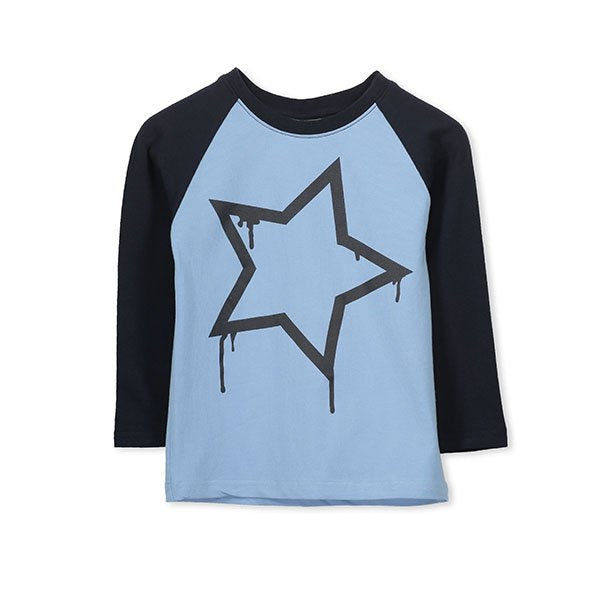 Milky Clothing Star Tee - Little Gents Store