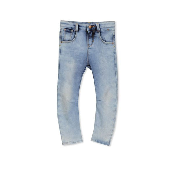 Milky Clothing Knit Denim Jean - Little Gents Store