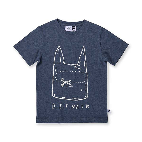 Minti DIY Mask Tee - Little Gents Store