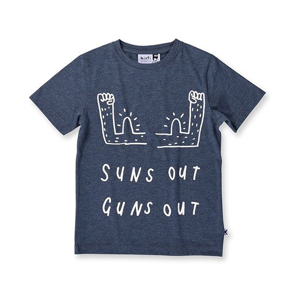 Minti Suns Out Tee - Little Gents Store