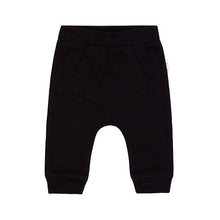 Miles Baby Black Pant - Little Gents Store