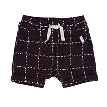 Miles Baby Windowpane Shorts - Little Gents Store