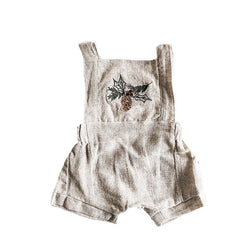 PRESALE - Piper Bug Pine Cone Romper - Little Gents Store