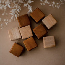 lifestyle QToys My First Natural Blocks