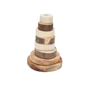 QToys Tree Stacking Rings