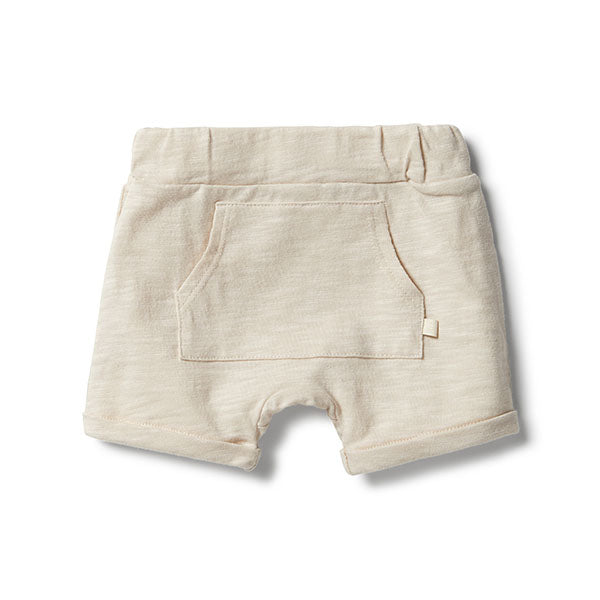 Wilson & Frenchy Birch Slouch Shorts