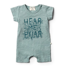 Wilson & Frenchy Hear Me Roar Growsuit - Little Gents Store