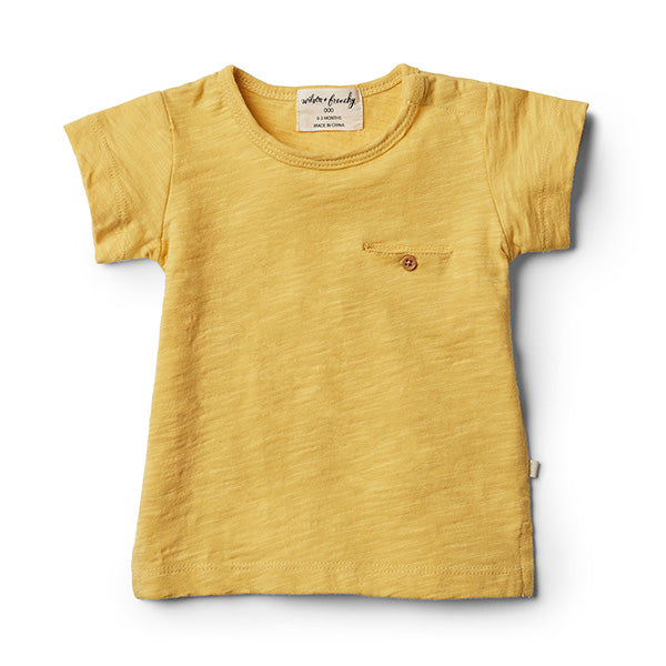 Wilson & Frenchy Jojoba Tee - Little Gents Store