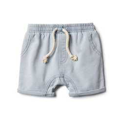 Wilson & Frenchy Knit Denim Short - Little Gents Store
