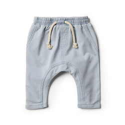 Wilson & Frenchy Knit Denim Slouch Pant - Little Gents Store