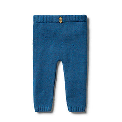 Wilson & Frenchy Denim Knitted Legging