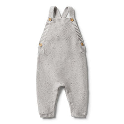 Wilson and Frenchy Grey Knitted Overall