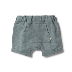 Wilson & Frenchy Lead Slouch Shorts