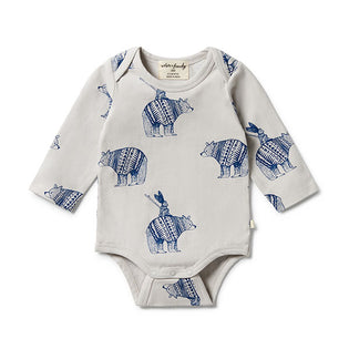 Wilson & Frenchy Little Adventures Bodysuit