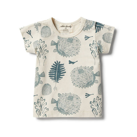 Wilson & Frenchy Little Ocean Tee