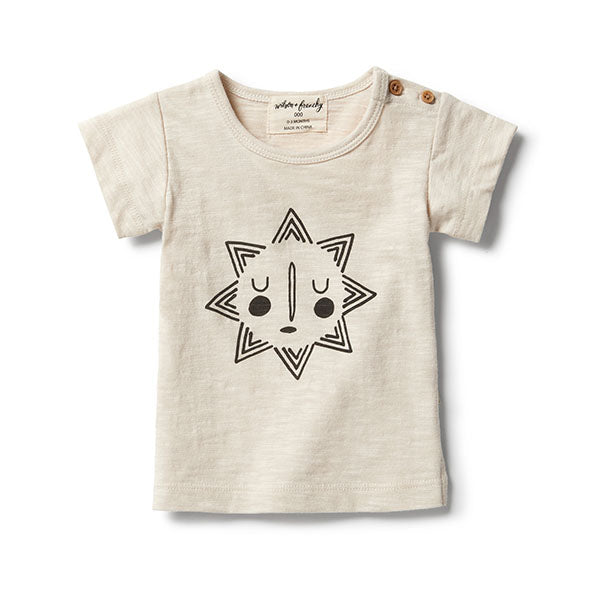 Wilson & Frenchy Smiling Sun Tee