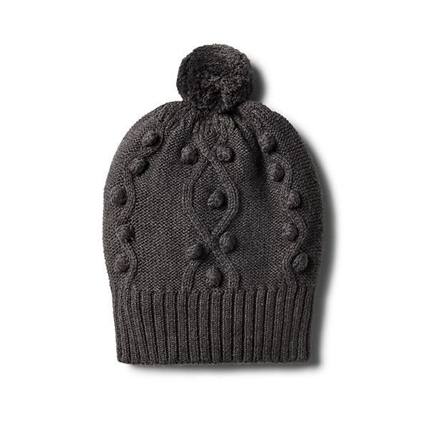Wilson and Frenchy Storm Knitted Beanie