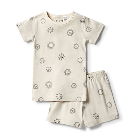 Wilson & Frenchy Sunshine Pyjama Set