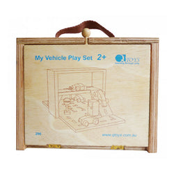 QToys Portable Car Park - Little Gents Store