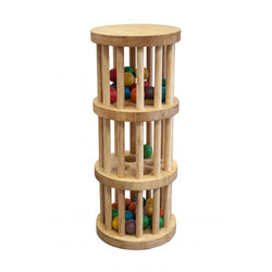 QToys Wooden Rain Maker - Little Gents Store