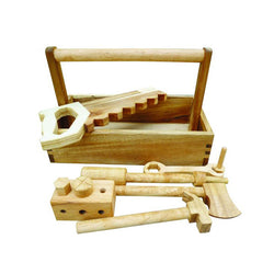 QToys Wooden Tool Set - Little Gents Store