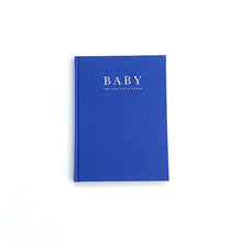Write To Me Baby Journal - Blue - Little Gents Store