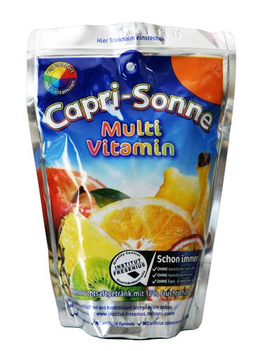 CapriSonne Multiv. 2dl 10x0.45