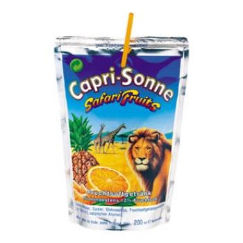CapriSonne Safari 2dl 10x0.45