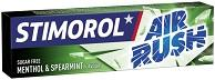 Stimorol Air Rush Spearmint 14g 50x1.50