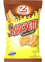 Chips Snacketti Bacon 75g 20x2.10