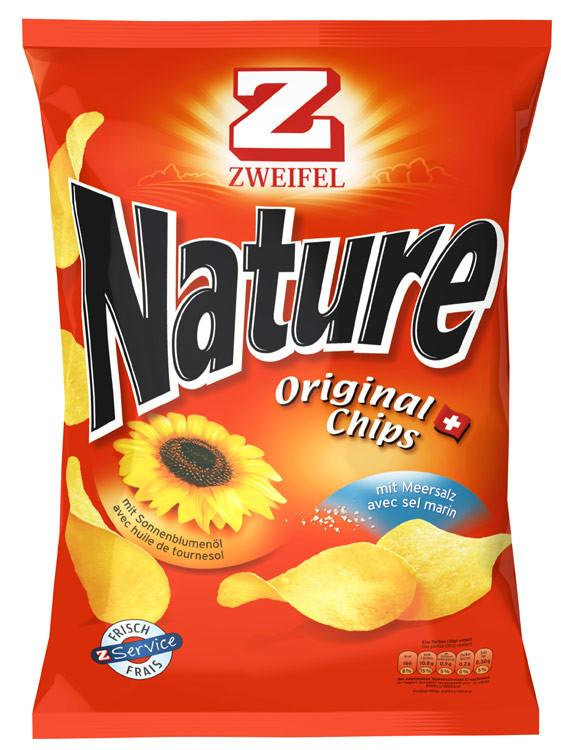 Chips Nature 31g 20x1.50