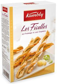 150753 Kambly Ficelle From. 100g 12x4.20