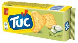 Tuc Sour Cream 100g 24x1.80