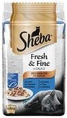 Sheba FreshFine Poisson 6x50g 12x4.70