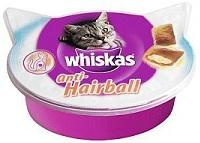 Whiskas Anti Hairball 60g 8x3.10