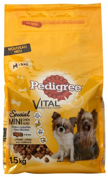Pedigree Adult Volaille 2kg 6x8.80