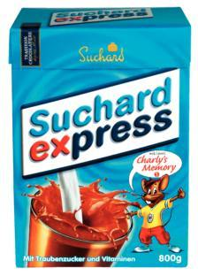Suchard Express 800g 10X9.90
