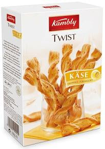 150341 Kambly Twist Fromage 100g 10x3.80
