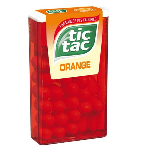 TicTac Orange 18g 36x1.30