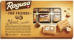 Ragusa FRIENDS Blond 132g 8x5.40
