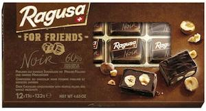 Ragusa FRIENDS Noir 132g 8x5.40