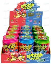 Cannette Bubble Gum 60g 12x2.00