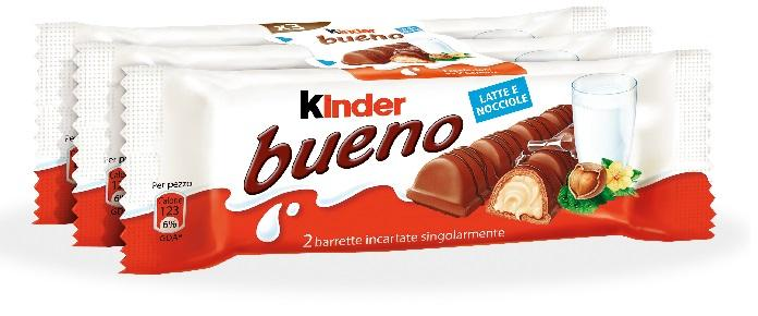 Kinder Bueno MP3 129g 10X3.20