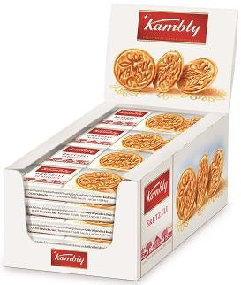 301127 Kambly Bretzli Pocket 40g 16x1.40
