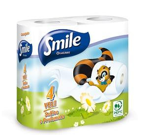 Smile WC-Papier MP4 14x3.95
