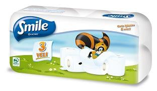 Smile WC-Papier MP8 9x4.95
