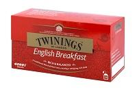 Twinings English Breakfast (25x2g) 12x3.90