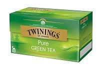 Twinings Pure Green Tea (25x2g) 12x3.95