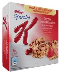 Kellogg's Special K Fruit BOX 129g 7x4.10